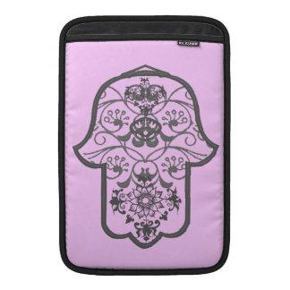 Floral Hamsa Sleeve For MacBook Air