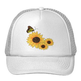 Floral Trucker Hat