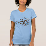 Floral Henna Om Shirt