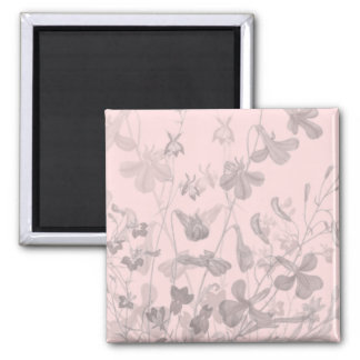 Floral Hint Magnet