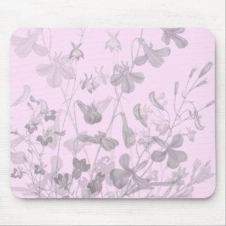 Floral Hint Mousepad
