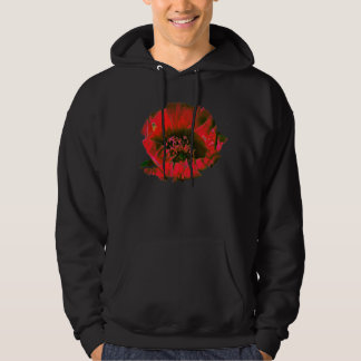 FLORAL HOODIE FOR WOMEN