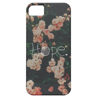 Floral Hope iPhone 5s Case iPhone 5 Case
