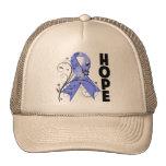 Floral Hope Ribbon - Esophageal Atresia Trucker Hat