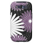 floral hot violet and purple samsung galaxy s3 cases