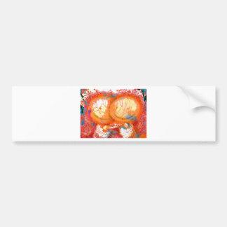 ©Floral Hugs By Catherine Lott Bumper Sticker