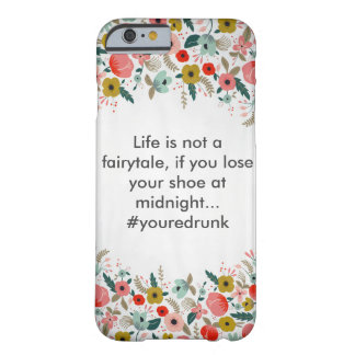 Floral Humor Phone Case