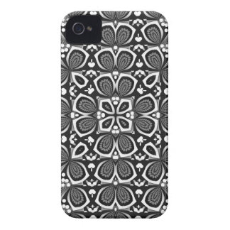 Floral Illusions Pattern iPhone 4 Case-Mate iPhone 4 Case-Mate Case