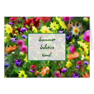Floral Impressions Summer Solstice