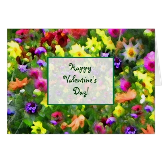 Floral Impressions Valentines Day