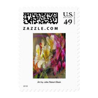 Floral Inspiration Stamp