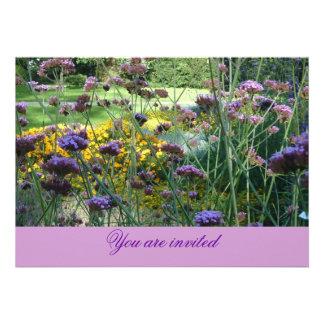 Floral Invitation Card (lava that)