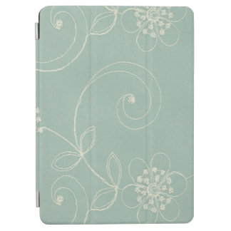 Floral iPad Cover