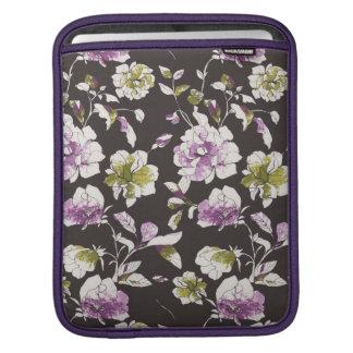 Floral iPad Sleeve