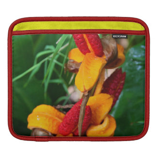 Floral iPad Sleeve (or for macbook air)