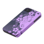 Floral iPhone 4/4S Case Mate Case iPhone 4 Cover