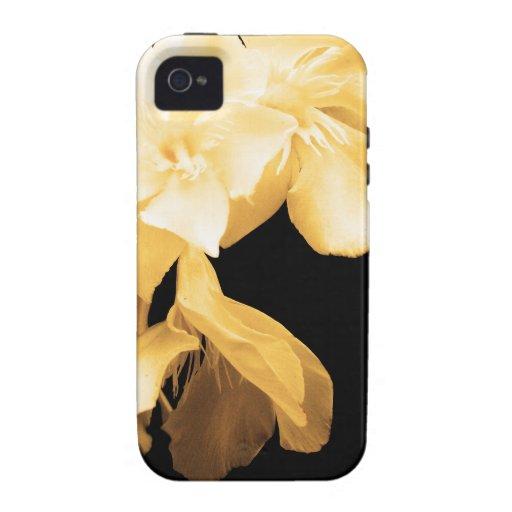 floral iPhone 4/4S fundas