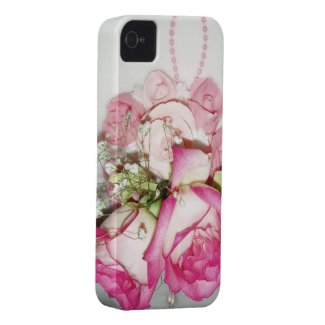 "Floral iPhone 4/iPhone 4S Barely Thereâ""¢ Case casematecase"