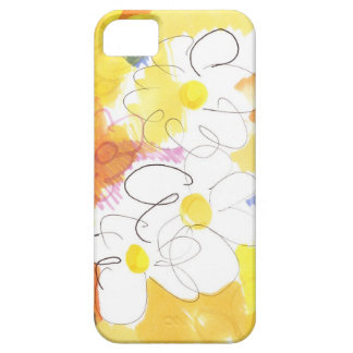 Floral iPhone 5/5s Case by Brad Hines