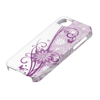 Floral iPhone 5 Case Mate Case