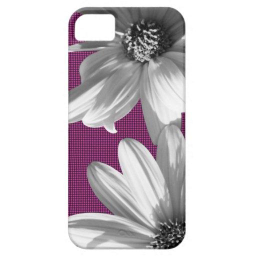 floral iPhone 5 funda