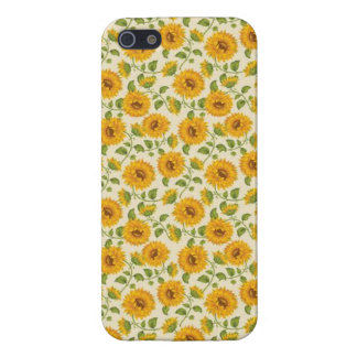 Floral Iphone 5 Hoesje iPhone SE/5/5s Case
