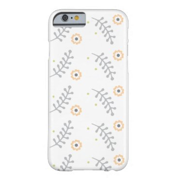 Floral iPhone 6/6s Plus Phone Case