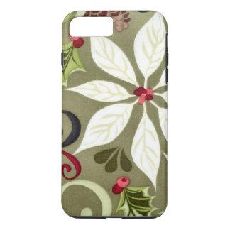 Floral iPhone 7 plus tough case