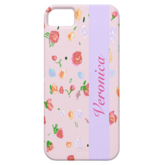 Floral iPhone Cover