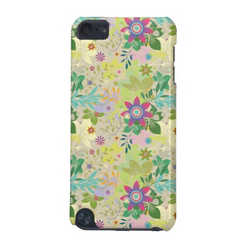 Floral iPod Touch Speck Case iPod Touch (5th Generation) Cover