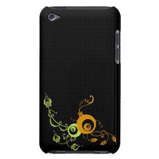 floral Ipod touche case