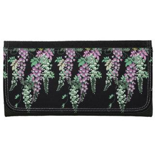 Floral japonés del vintage hermoso de las
