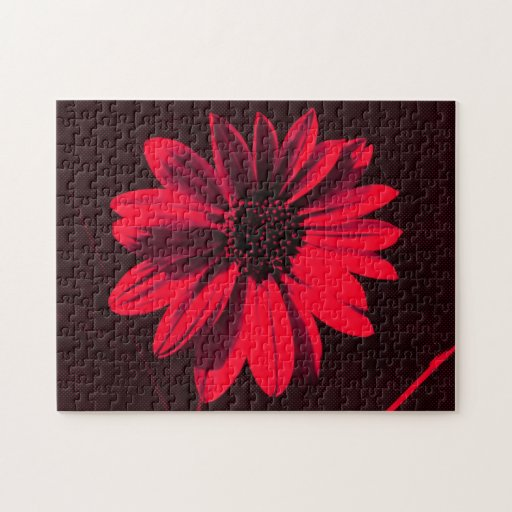 floral jigsaw puzzles