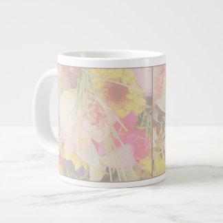 Floral Jumbo Mug