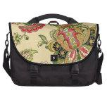 Floral Laptop Bag