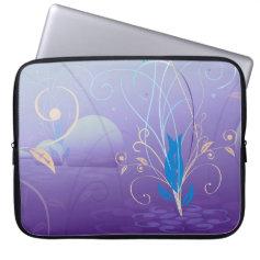 floral- Laptop Sleeves