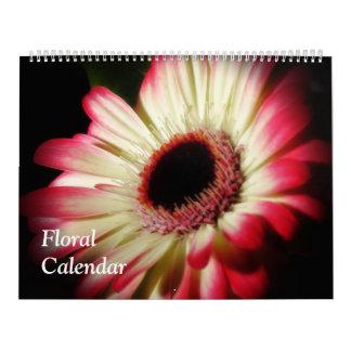 Floral - Large Calendar