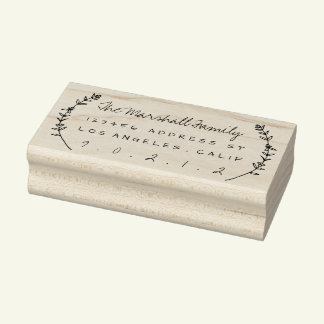 Rubber Stamps<br />40% Off