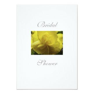Floral Line-Invitation