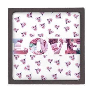 Floral Love Keepsake Box
