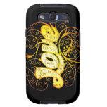 Floral Love Samsung Galaxy S3 Vibe Case Galaxy SIII Case