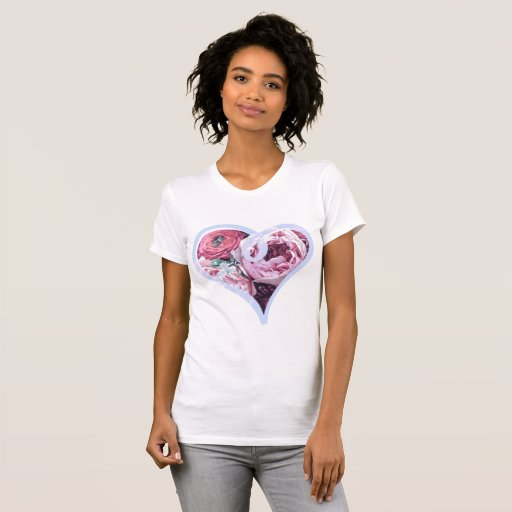 Floral Love Tshirt