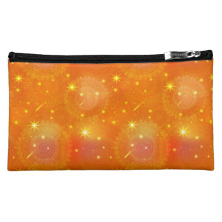 Floral luxury mandala pattern cosmetic bag