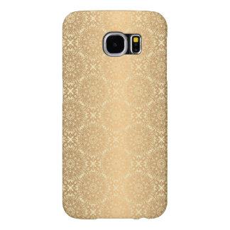 Floral luxury mandala pattern samsung galaxy s6 case