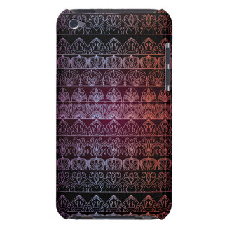 Floral luxury royal antique pattern Case-Mate iPod touch case