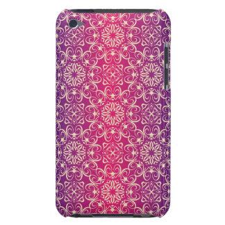 Floral luxury royal antique pattern iPod Case-Mate case