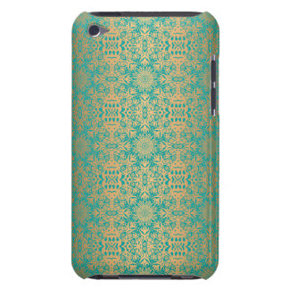 Floral luxury royal antique pattern iPod touch case