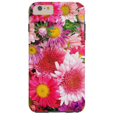 Floral mania tough iPhone 6 plus case