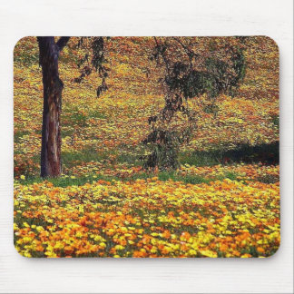 Floral Meadow Mouse Pad