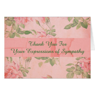 Sympathy Thank You Wording Gifts on Zazzle